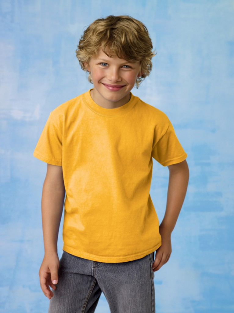 Hanes Beefy-T for Boys and Girls