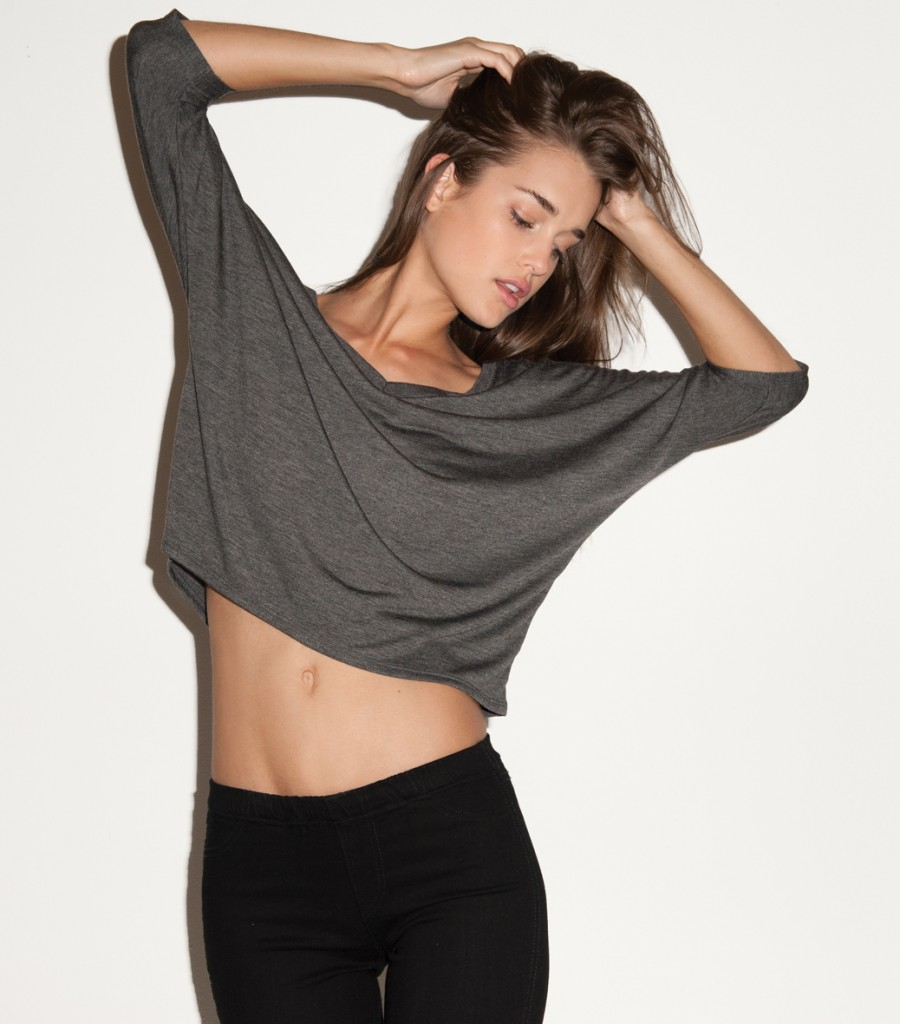 Bella Long Sleeve Scoop Neck