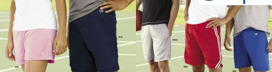 Champion Sportswear Athletic Shorts
