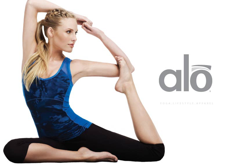 ALO: Yoga Inspired Fitness Fashion