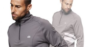 alo mens sportswear and warmups