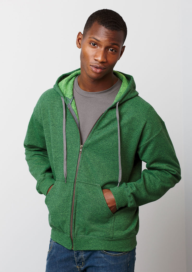 Gildan Zipper Hoodies