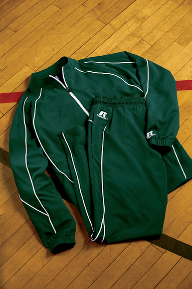 Warm Up Jackets and Matching Pants from Russell Athletic