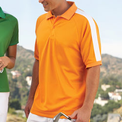 Golf shirts name brand apparel from the factory store for Name brand golf shirts
