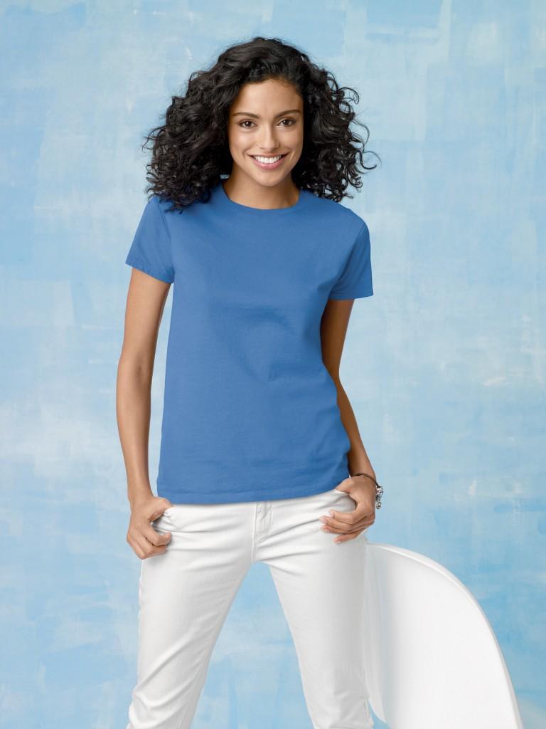 Hanes Beefy-T Women's T-Shirts