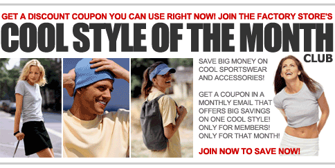 Join the Cool Style of the Month Club!