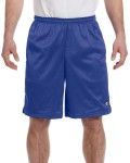 Champion 3.7 oz. Mesh Short with Pockets 81622