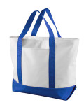 Liberty Bags Bay View Giant Zippered Boat Tote 7006