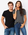 Bella + Canvas Unisex Jersey Short-Sleeve T-Shirt 4.2 oz Style 3001C